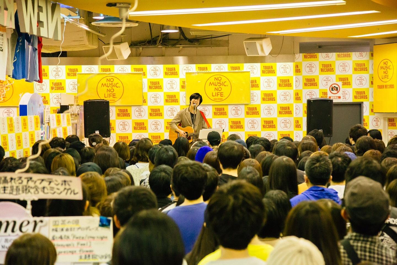 ホリエアツシ『PAUSE〜STRAIGHTENER Tribute Album〜』発売記念イベント