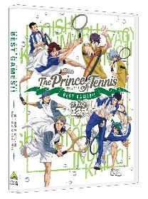 限定上映前日『テニスの王子様』新作OVA「乾・海堂 vs 宍戸・鳳/大石・菊丸 vs 仁王・柳生」BD&DVDデザイン解禁