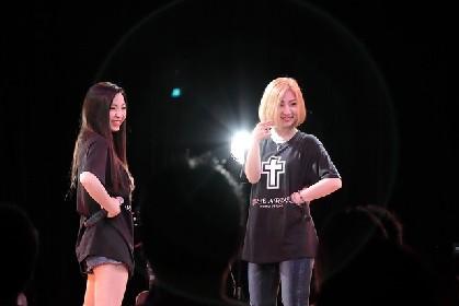 元チキパ鈴木姉妹、新ユニットROSE A REALで活動継続