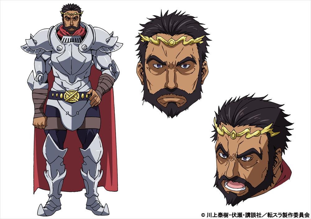 ガゼル(CV:土師孝也)武装国家ドワルゴンを治める3代目のドワーフ王。ガッシリした体格の偉丈夫で英雄王とも呼ばれている。ドワーフの民からの信頼も厚い。