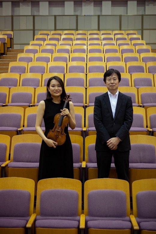 若きマエストロと大阪フィルによるブリテンのコンチェルトにご期待ください!  (c) Kazunari Tamura