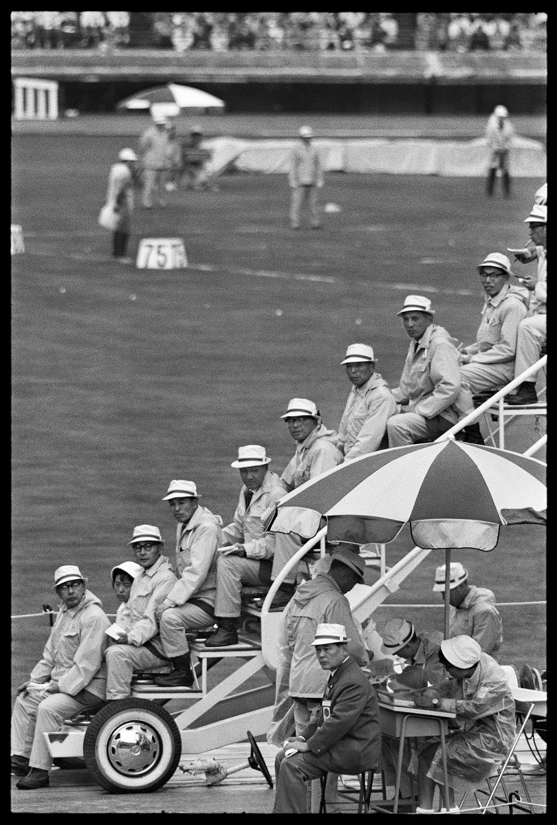 © Raymond Depardon / Magnum Photos J.O. Tokyo 1964