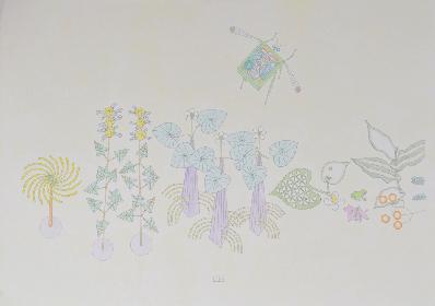 濱中 徹の初個展『道ばたで見つけたちいさないきもの』、京都で開催