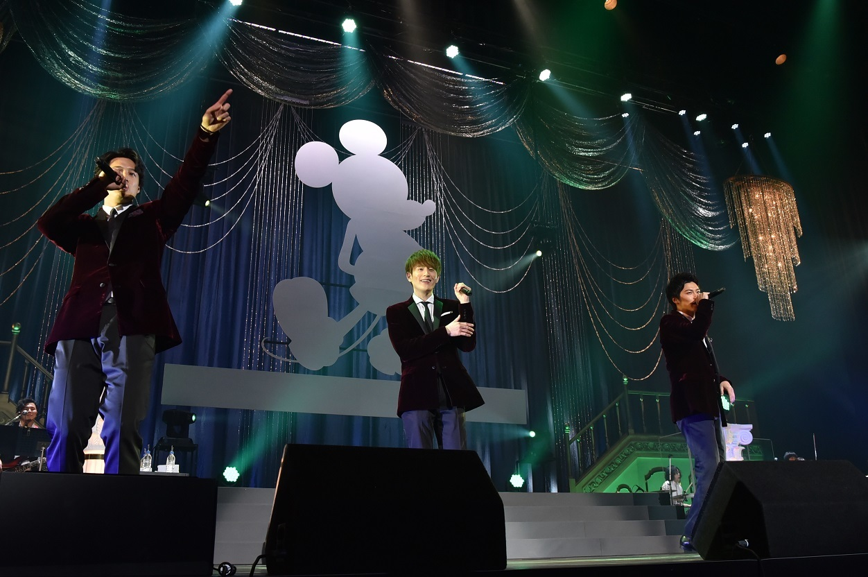 『Thank You Disney Live 2018』SOLIDEMO