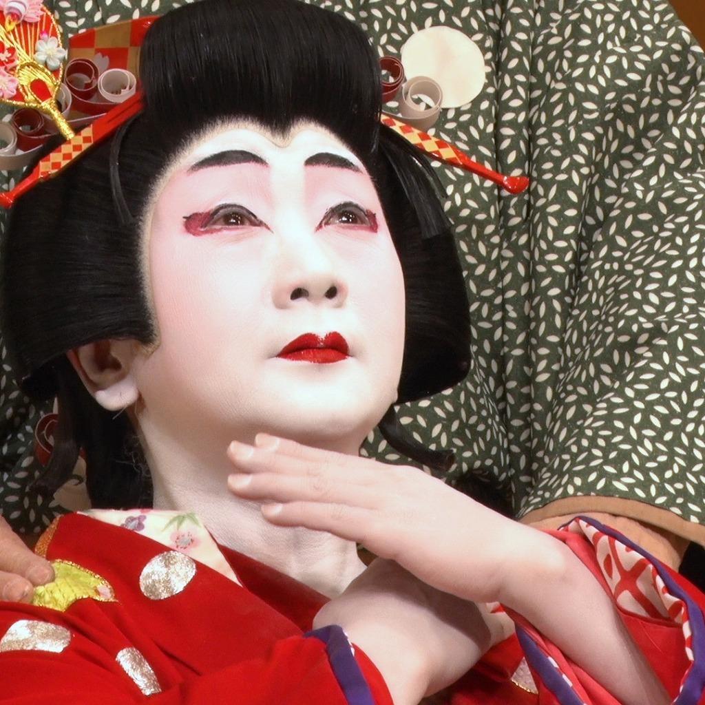 「日本舞踊(Japanese classical dance)」より (C)松竹株式会社