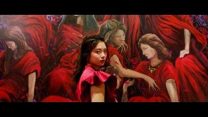 櫻坂46、二期生・田村保乃がセンターを務める新曲「流れ弾」のミュージックビデオを公開