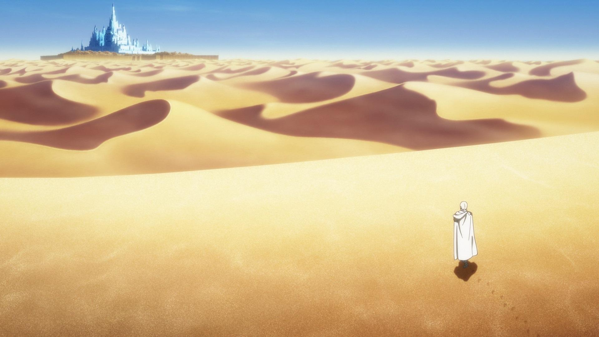 『劇場版 Fate/Grand Order -神聖円卓領域キャメロット-』PVより (C)TYPE-MOON / FGO6 ANIME PROJECT