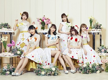 i☆Ris メンバー全員からコメント到着、約1年ぶりのワンマンライブ決定 デビュー8周年記念ライブは無観客生配信で決行