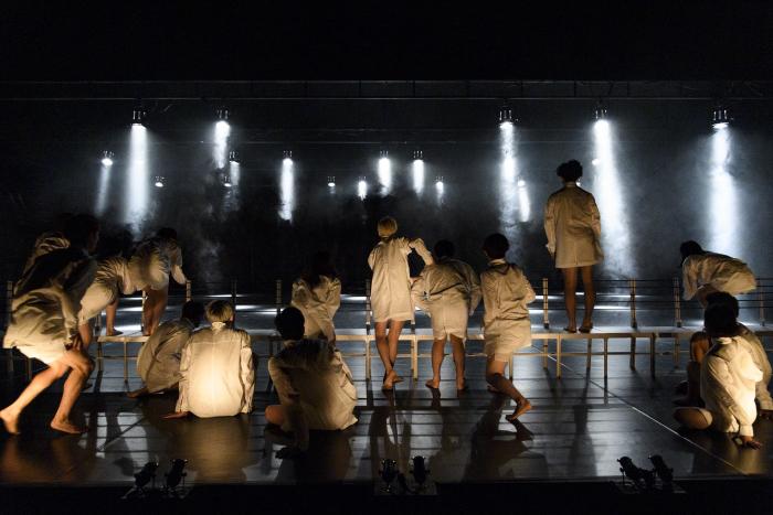 実験舞踊vol.2『春の祭典』  撮影:村井勇