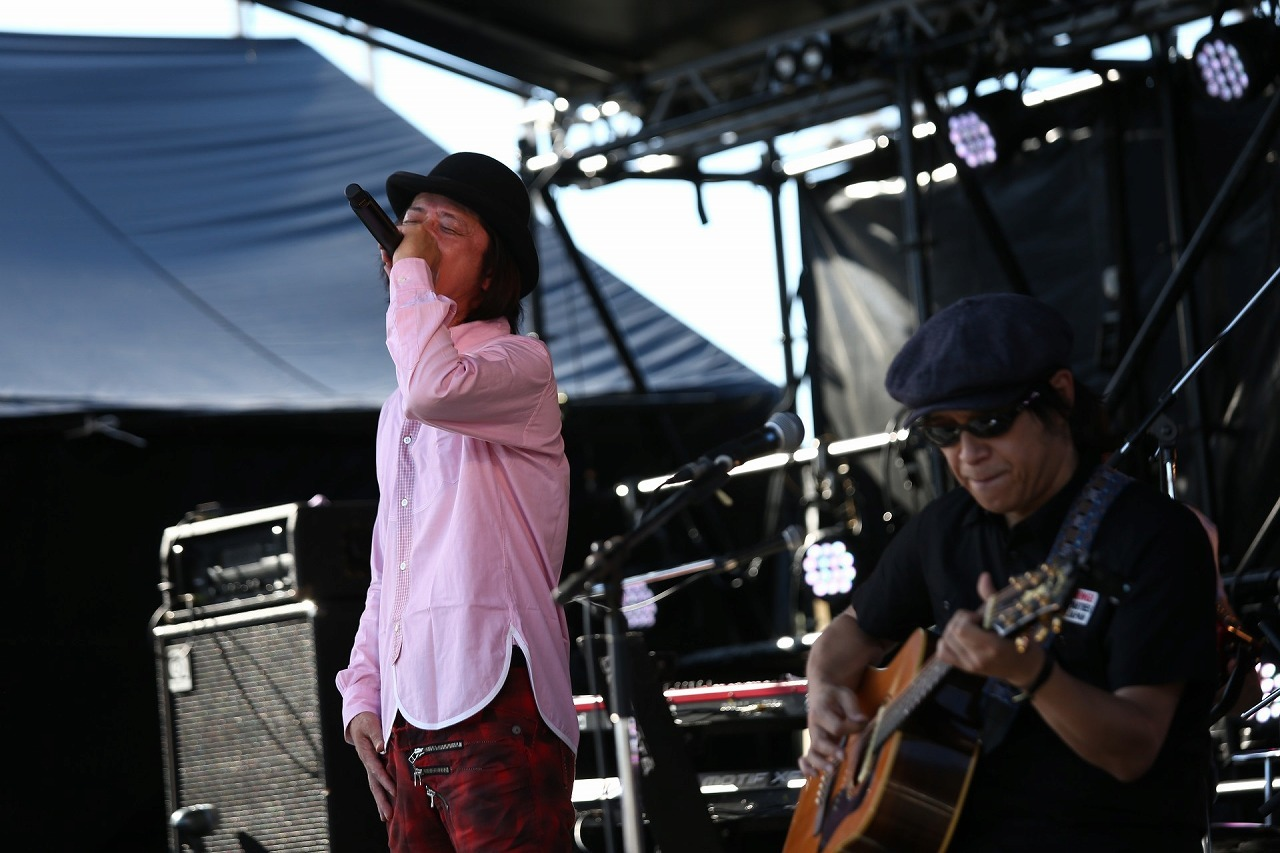 MAGUMI&THE BREATHLESS GUEST:杉本恭一
