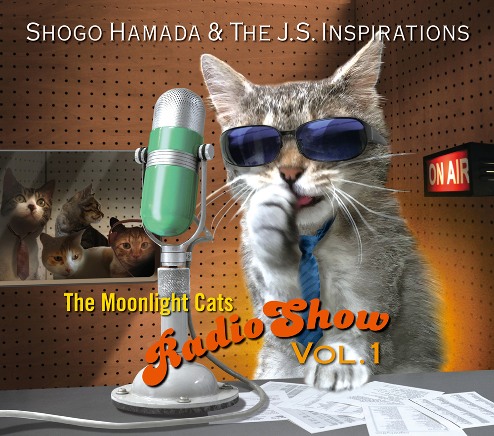 『The Moonlight Cats Radio Show Vol. 1』