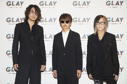 GLAY、10年ぶりのベストアルバム『REVIEW Ⅱ』発売決定 『25周年公約発表会』レポート