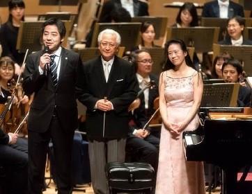 ピアニスト小山実稚恵、東京交響楽団ニューイヤーコンサートのソリストとして毎年の共演を発表
