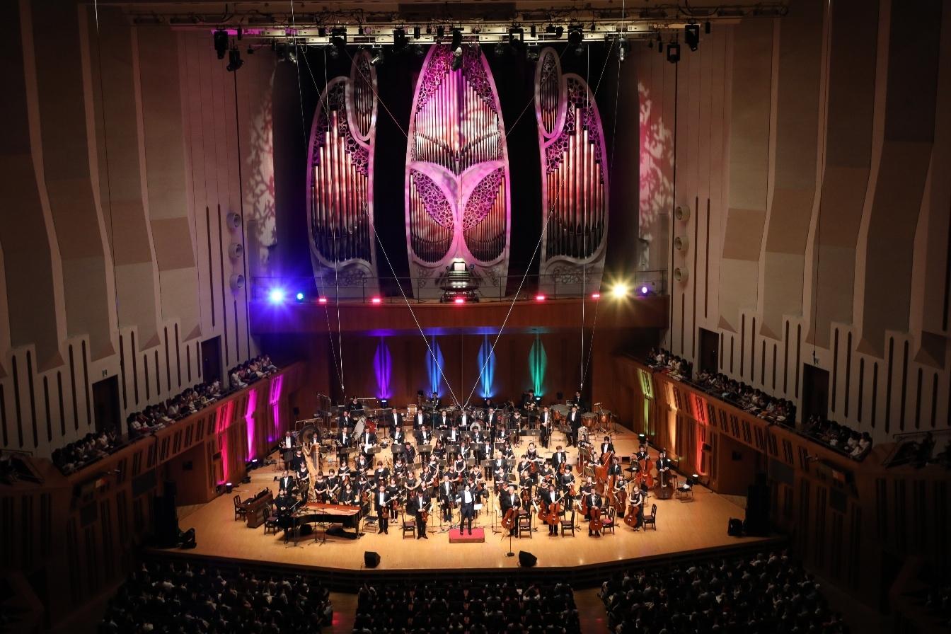 「美少女戦士セーラームーン」25 周年記念Classic Concert 撮影=堀衛