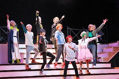 「稽古場ではカレーも食べました!」MANKAI笑顔の舞台「MANKAI STAGE『A3!』~SPRING & SUMMER 2018~」開幕ゲネプロフォトレポート