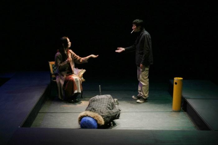 ナントカ世代『粗忽長屋』2008年初演より。