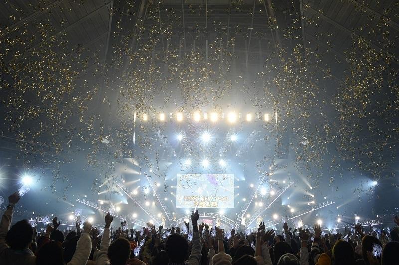 AAA&Da-iCE『AAA NEW YEAR PARTY 2018』