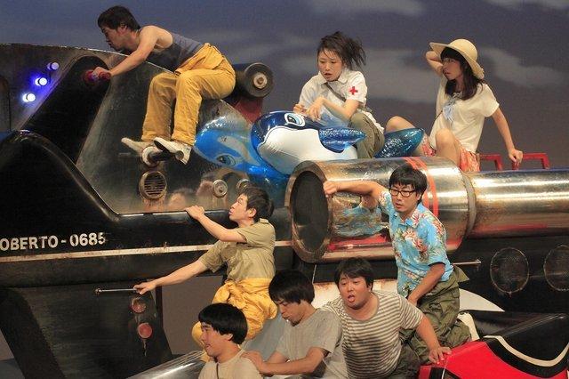 『ロベルトの操縦』撮影:清水俊洋(C)2012 EUROPE KIKAKU