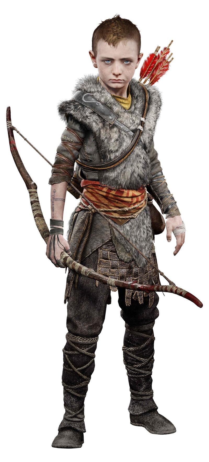 弓矢で援護をしてくれる「アトレウス」