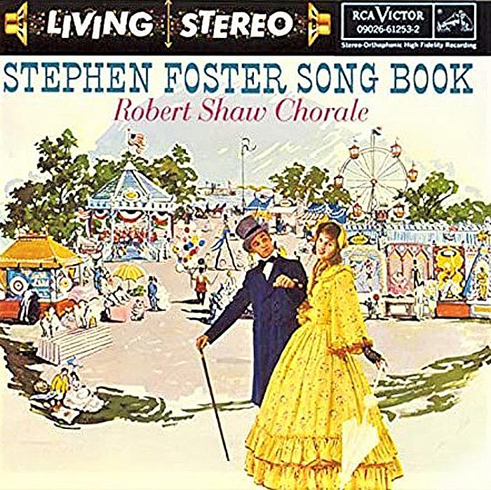 フォスター名曲集は、様々なレコーディングが発売され、家庭で広く親しまれた。