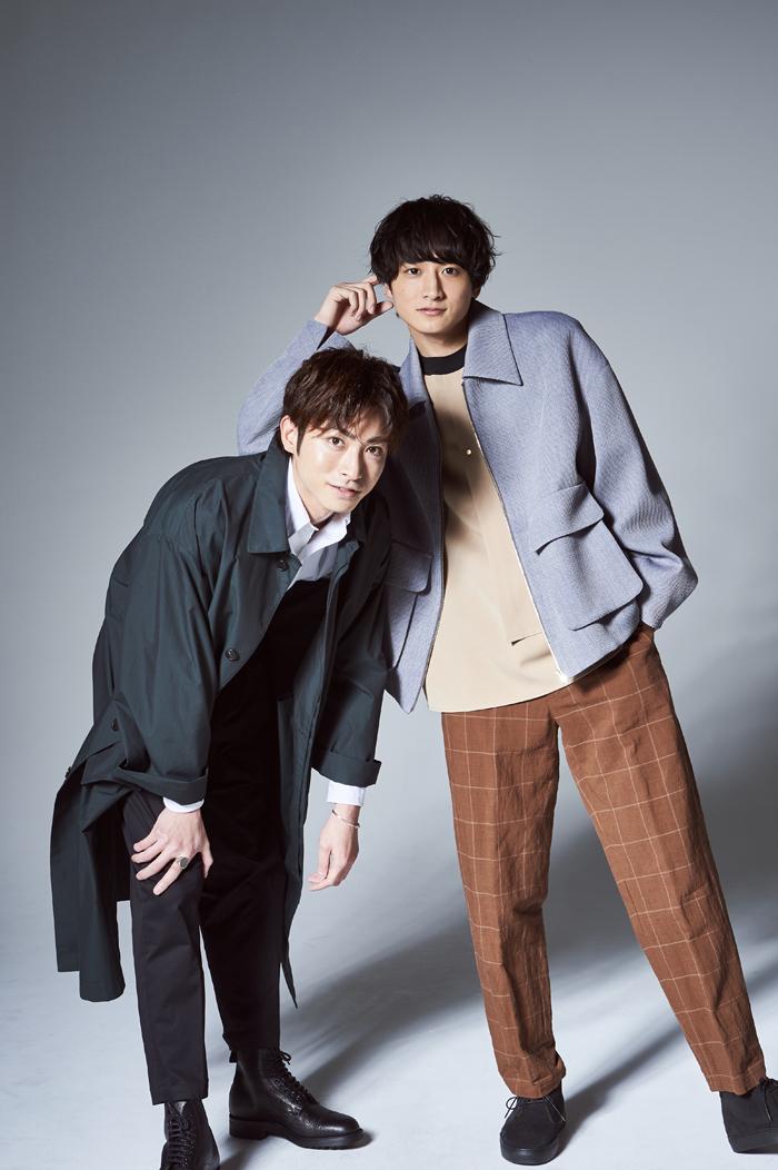 (右から)小関裕太、木村達成