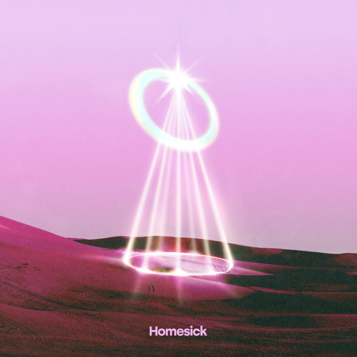 『Homesick』ジャケット