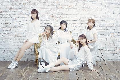 i☆Ris 両A面シングル『12月のSnowry / ハートビート急上昇』発売決定 リーダー・山北早紀からのコメントも到着