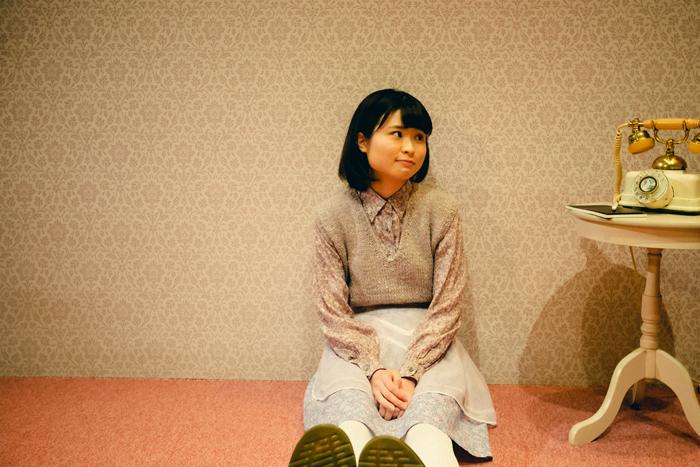 月刊「根本宗子」第18号『もっとも大いなる愛へ』より  (写真撮影:Masayo)