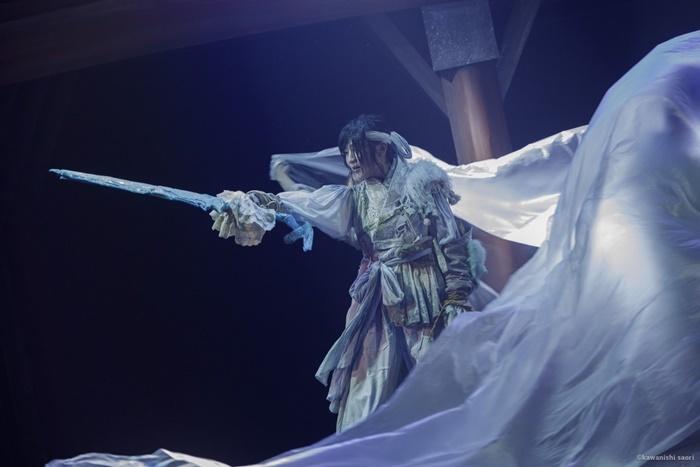 劇団壱劇屋『二ツ巴-Futatudomoe-』(2018年) [撮影]河西沙織(劇団壱劇屋)