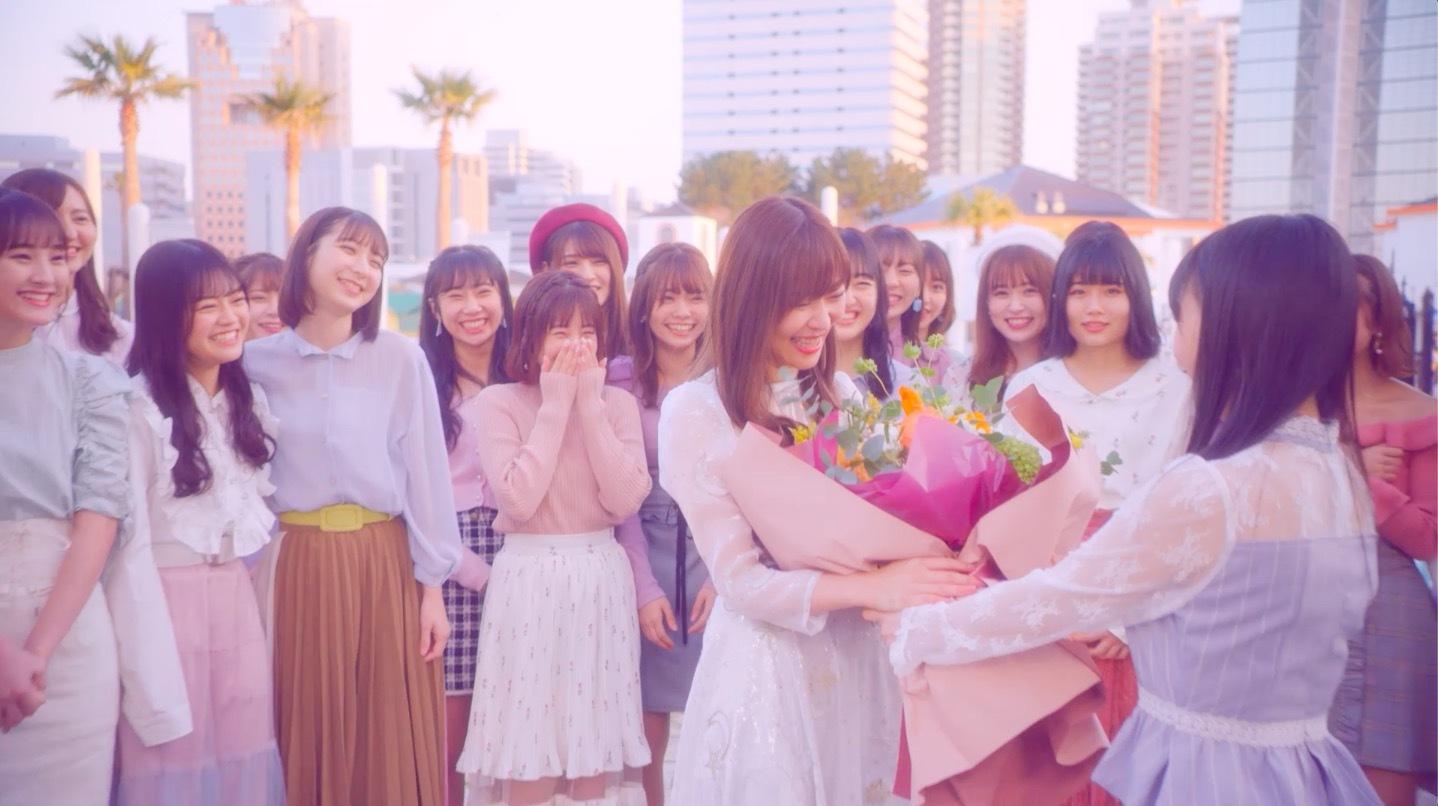 HKT48 指原莉乃卒業ソング「いつだってそばにいる」MV  (C)AKS