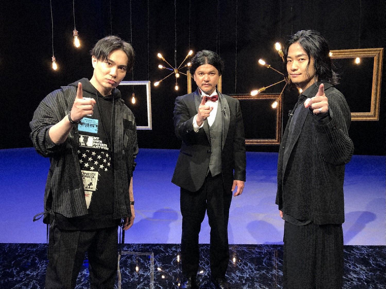 [#8・9]福山潤、鈴木達央 (C)BSテレ東/テレビ東京