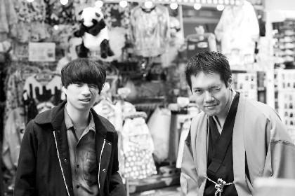 尾崎世界観(クリープハイプ) 対談連載企画・第3弾ゲストは講談師・神田松之丞