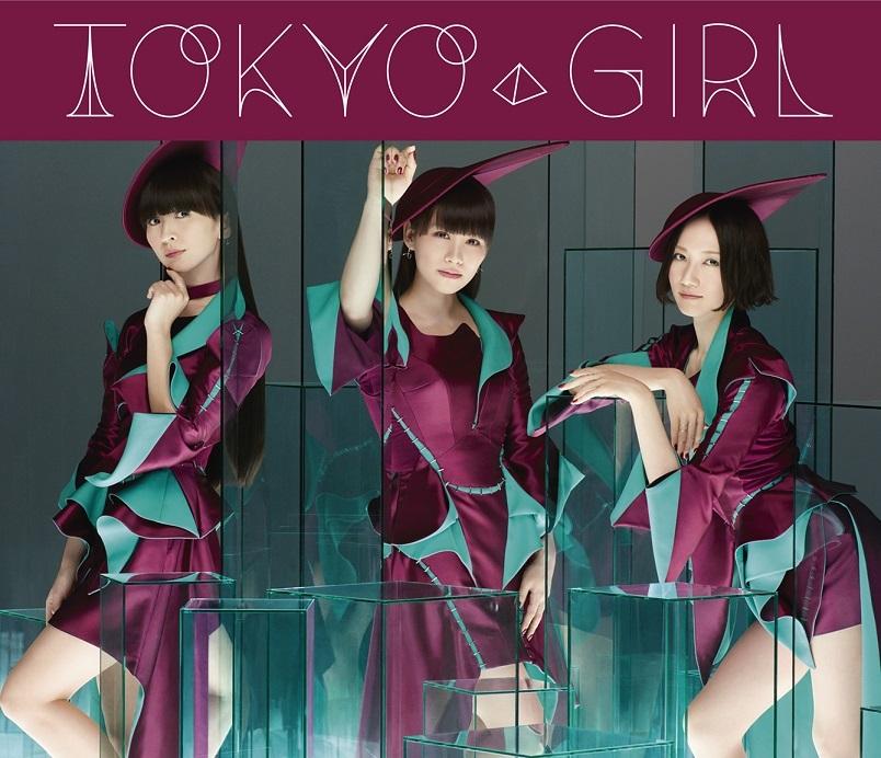 Perfume「TOKYO GIRL」初回盤