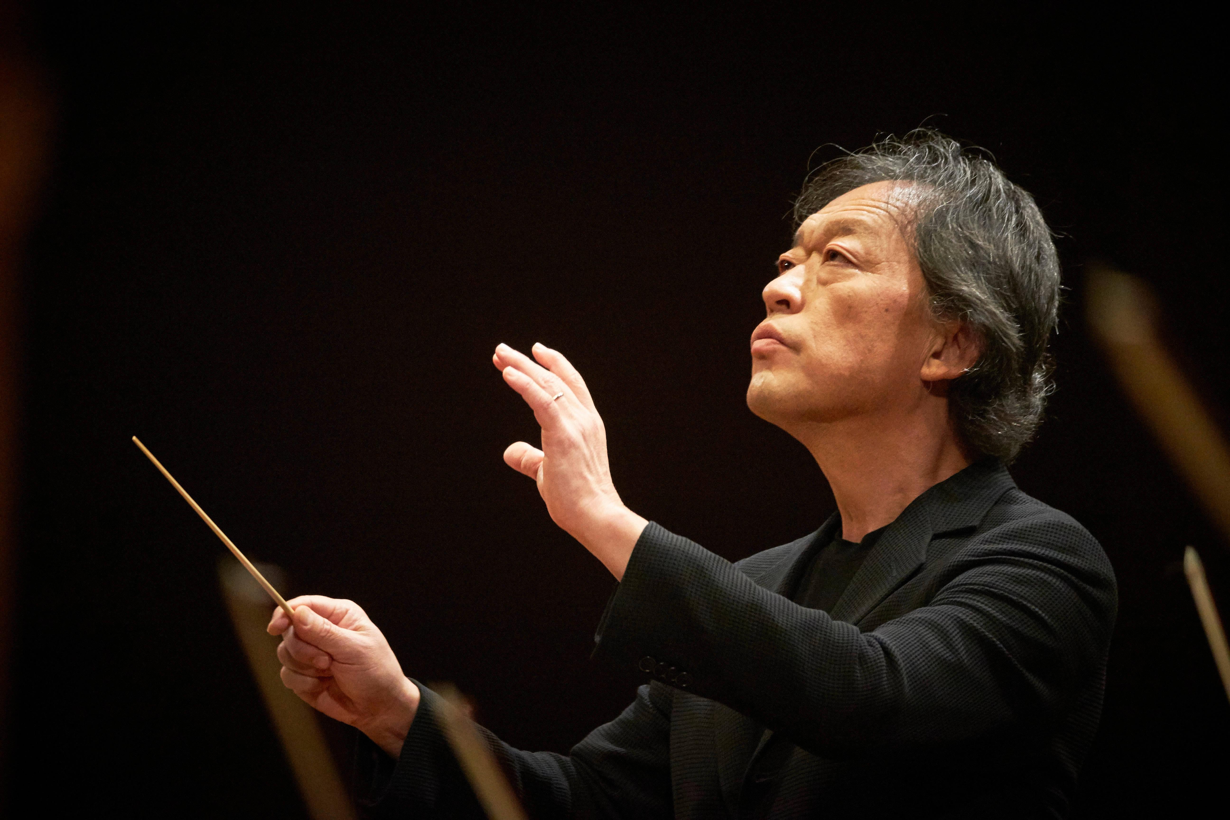 今年2月のマーラー:交響曲第五番の名演も話題となったチョン・ミョンフンと東京フィルハーモニー交響楽団 (C)上野隆文 提供:東京フィルハーモニー交響楽団