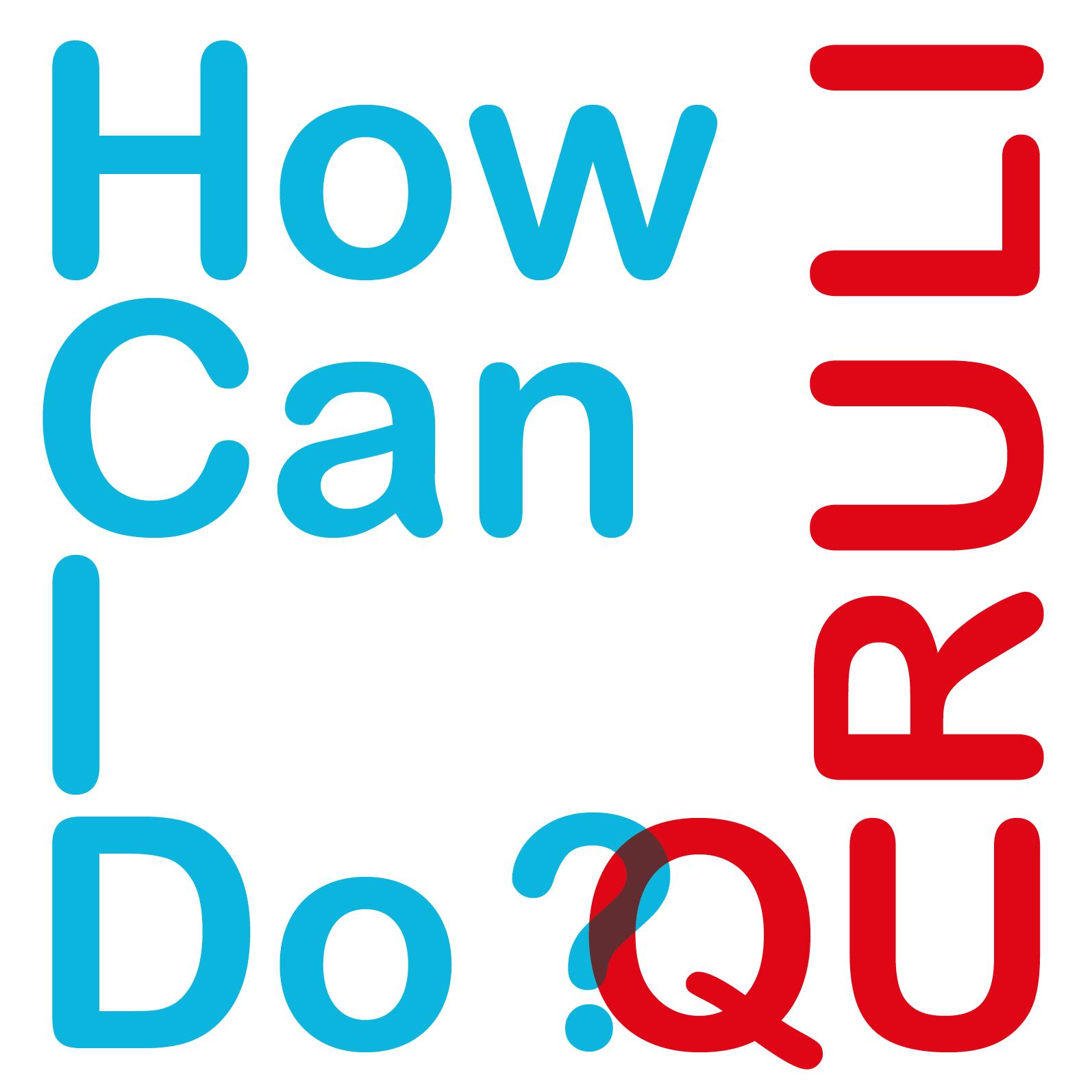 『How Can I Do?』ジャケット写真