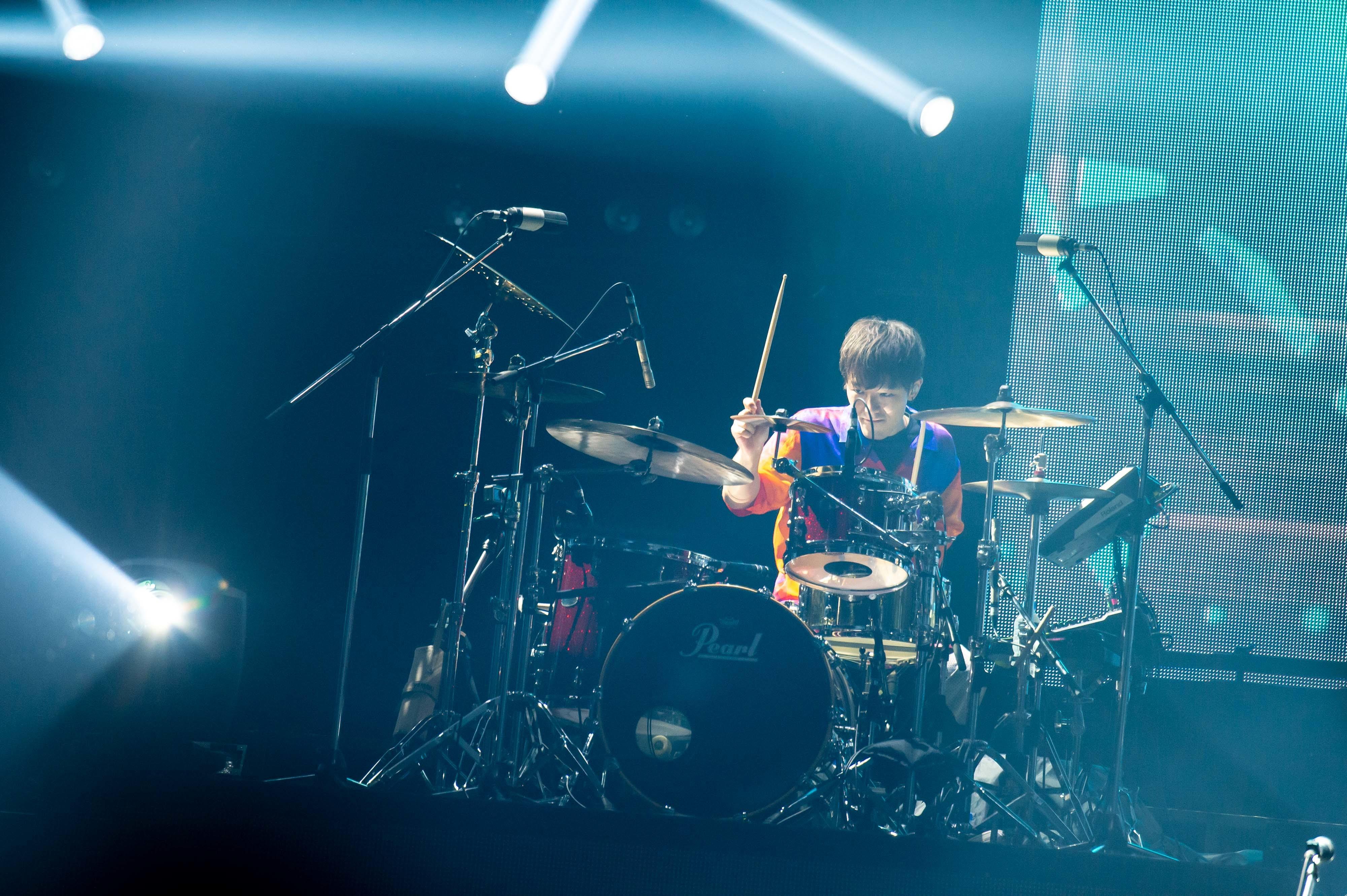 RADWIMPS Photo by Takeshi Yao