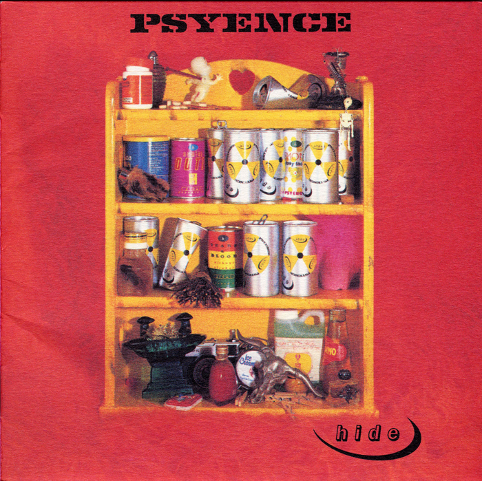 hide 2nd Album『PSYENCE』