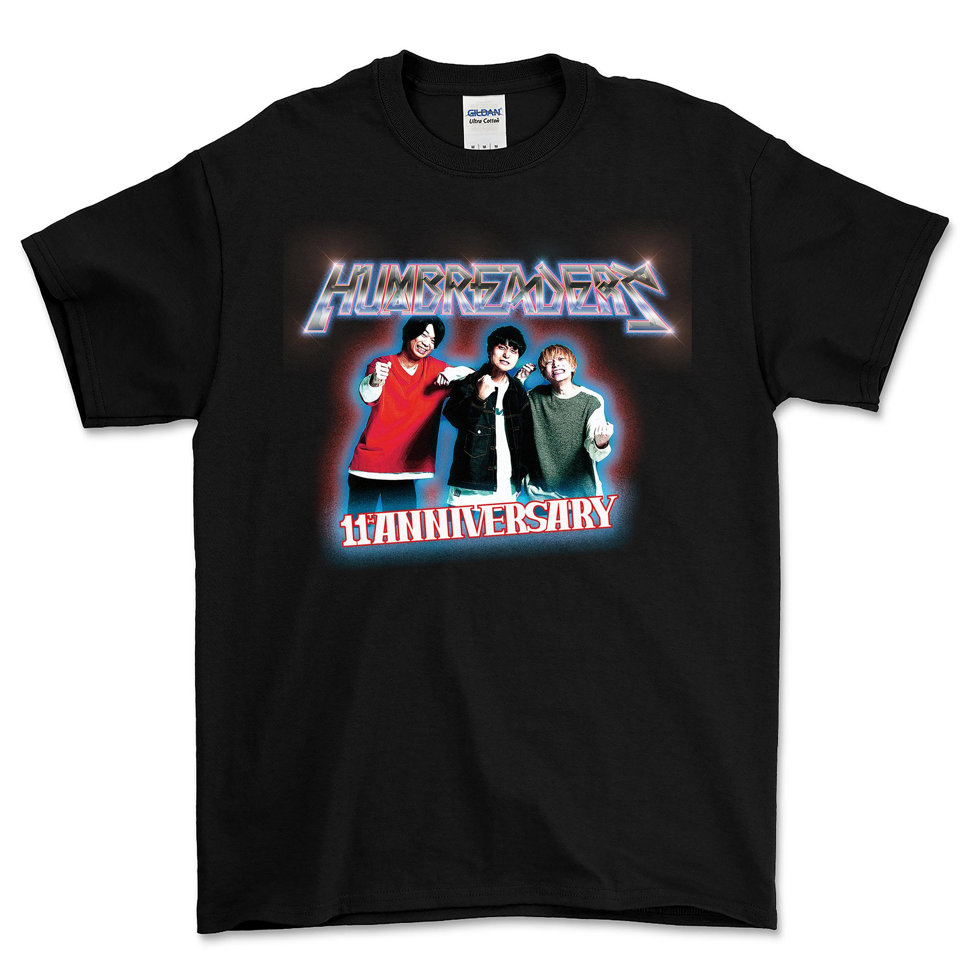 11周年記念Tシャツ