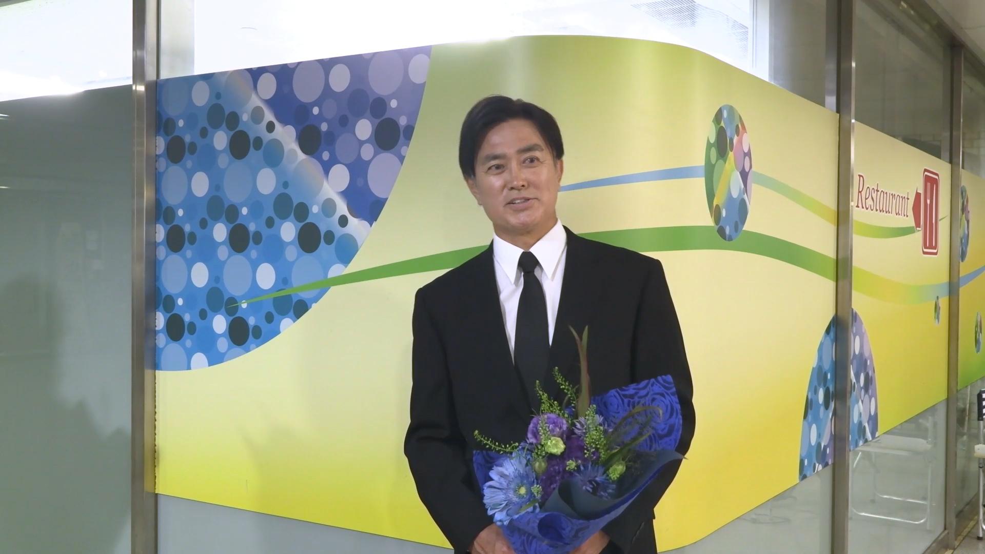 石黒賢 (C)日本テレビ