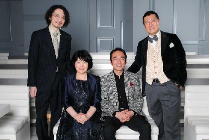 「人間の暗部をあぶりだす芝居に」 高橋和也、池谷のぶえ、鳥山昌克と演出・日澤雄介が語る舞台『Little Voice リトル・ヴォイス』