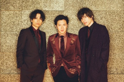 山崎育三郎、尾上松也、城田優による1日限りのスペシャルイベント『IMY歌謡祭』が10月に開催決定