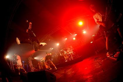 【SHADOWS・山人音楽祭 2018】SHADOWSが生み出した灼熱のステージ