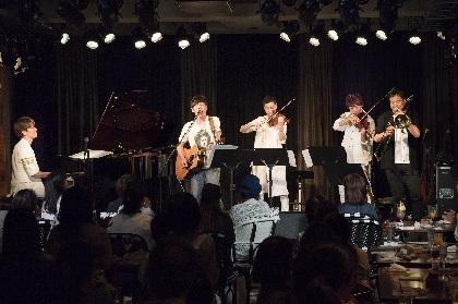 【Special Living Live】TSUKEMEN 寺岡呼人、村田陽一、Daichiとの異色コラボで魅せた一夜をレポート