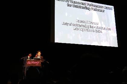 タップダンサー・熊谷和徳、NY DANCE AND PERFORMANCE AWARDS受賞!
