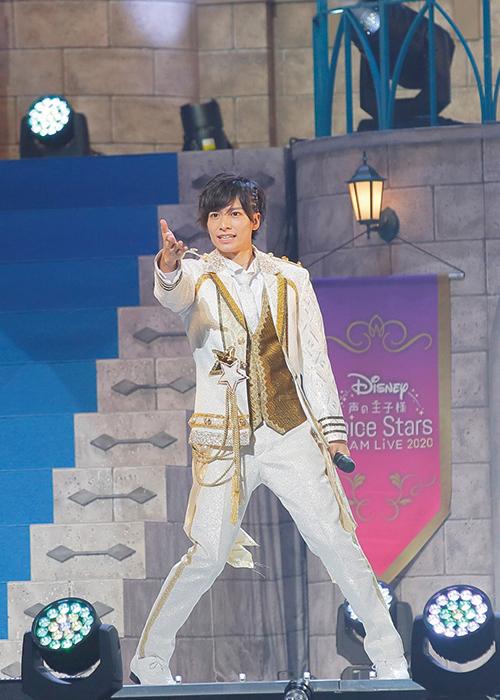 小澤 廉 Presentation licensed by Disney Concerts. (C)Disney