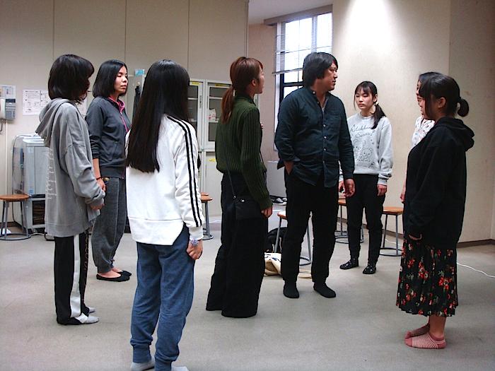 【カオス・ハイミックスver.】稽古風景より