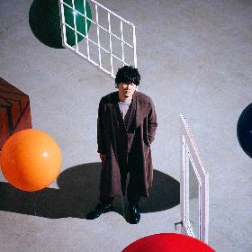 秦 基博、アルバム『コペルニクス』の新ビジュアルと収録内容を公開