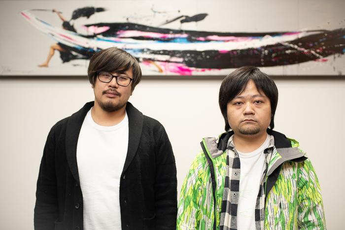 劇団「地蔵中毒」 大谷皿屋敷、トリコロールケーキ 今田健太郎
