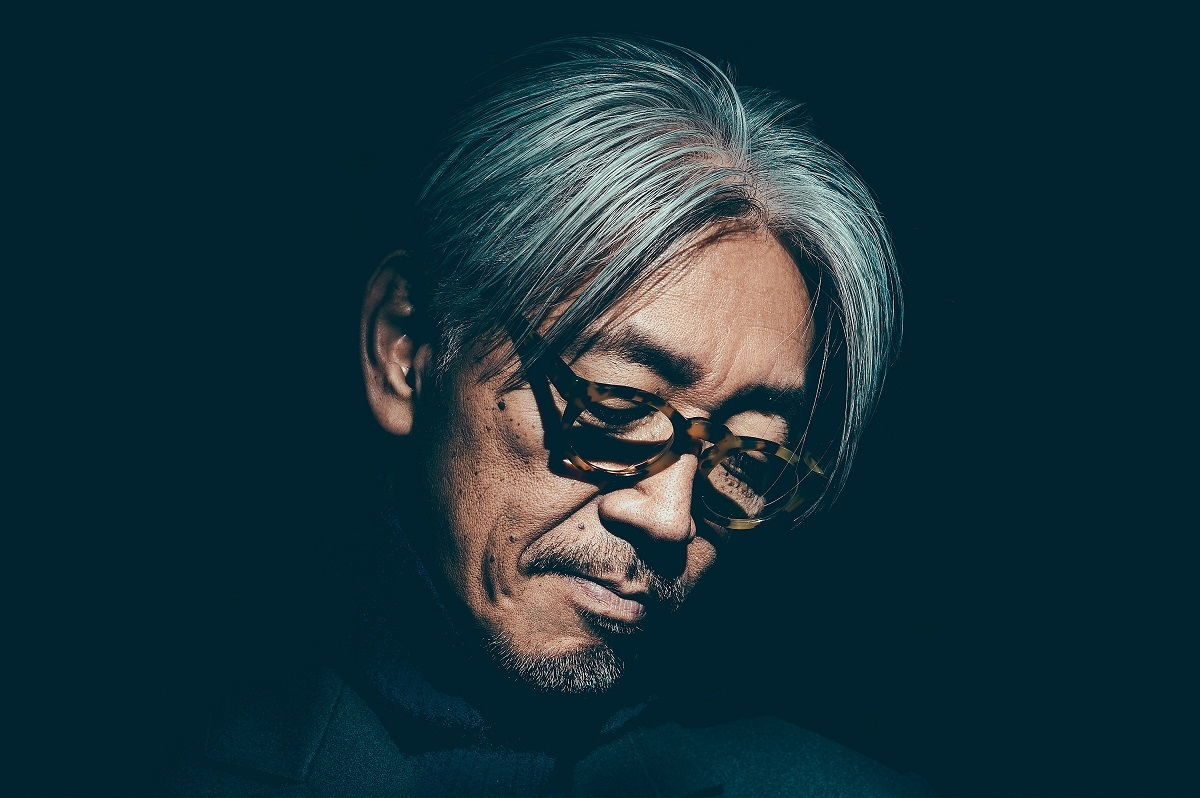 坂本龍一 Photograph by Chad Kamenshine