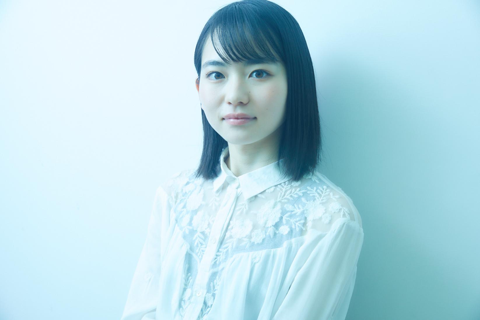 17歳の山田杏奈